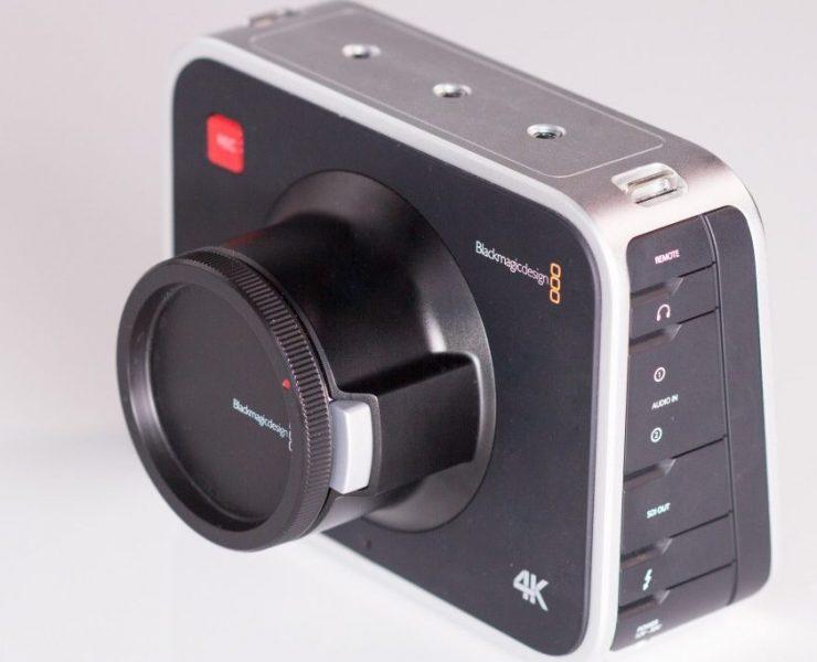 Quipr BlackMagic Design BMPC 4K EF
