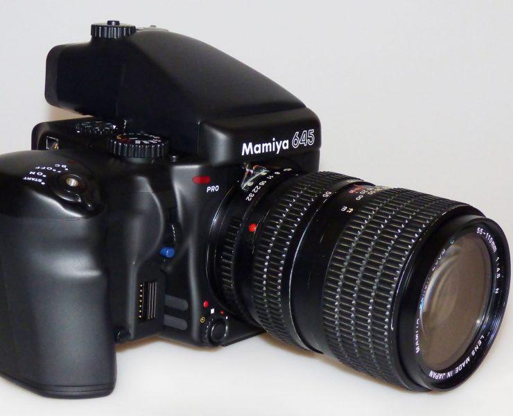 Rent Other Mamiya 645 Pro TL Australia
