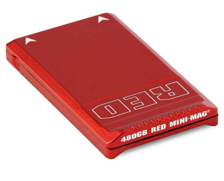 Down Under Aquatic Imaging Red 480gb Minimag